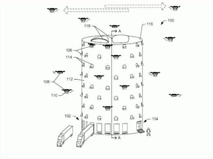 colmeia drones amazon